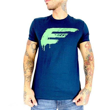 Camiseta Ellus Fine Painted e Asa Classic