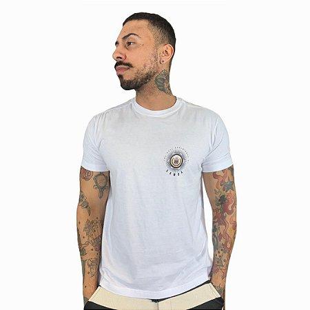 Camiseta Osklen Stone Samba Experience