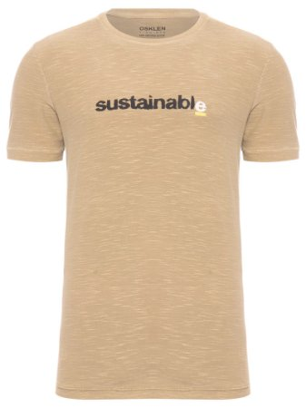 Camiseta Osklen Rough SUSTAINABLE