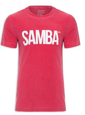 Camiseta Osklen Rough Samba