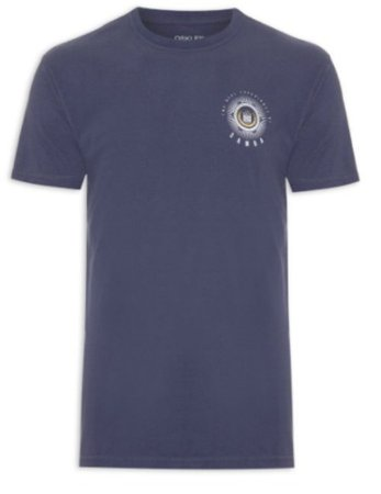Camiseta Osklen Regular Vintage Samba Experience