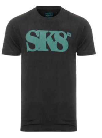 Camiseta Osklen Regular VIntage Sk8