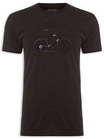 Camiseta Osklen Vintage Regular Cycling