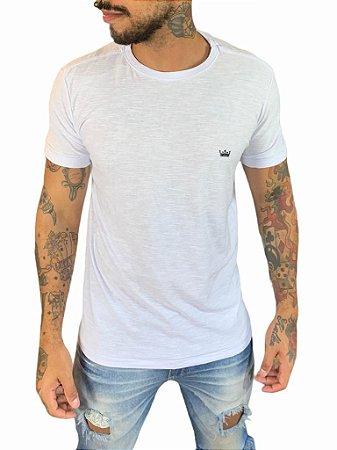 Camiseta Osklen Slim Rough Coroa Xilo