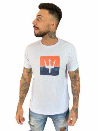 Camiseta Osklen Rough Tridente