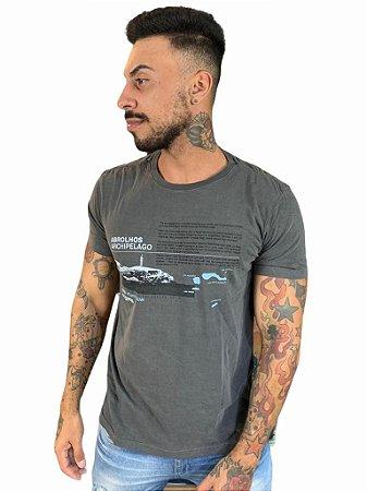 Camiseta Osklen Stone Abrolhos