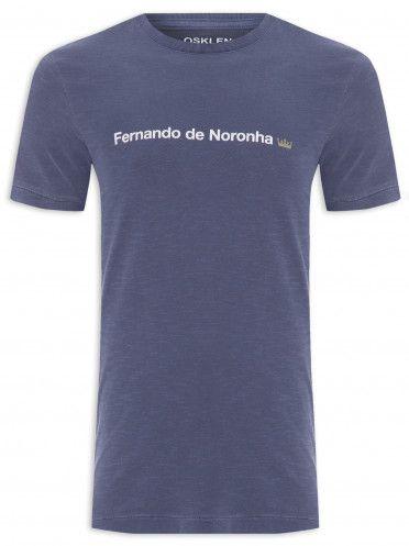 Camiseta Osklen Rough Noronha