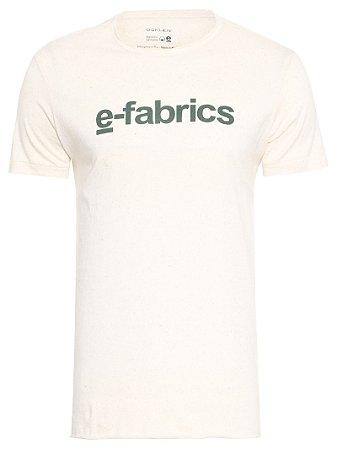 Camiseta Osklen E-fabrics