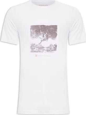 Camiseta Osklen Slim Stone Kite Masculina