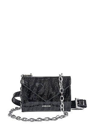Belt Bag John John Zebra Glitter