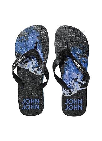Chinelo John John Smoke Skull Masculino