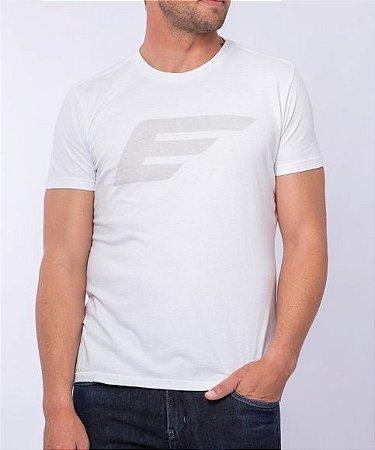 Camiseta Ellus Fine e Asa Masculina