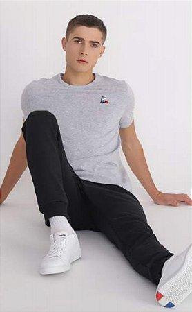 Camiseta Le coq Ess Tee  N.3 M Masculino Cinza