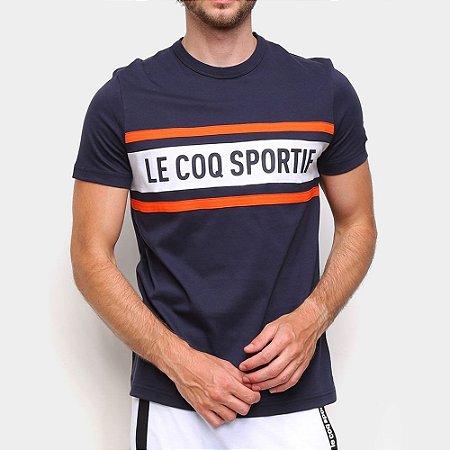 Camiseta Le Coq Ess Saison Tee N.2 Masculina
