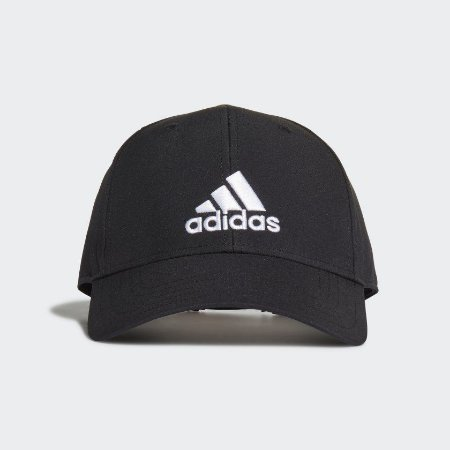 Boné Adidas Logo Bordado Masculino