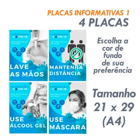 Placas Informativas 1