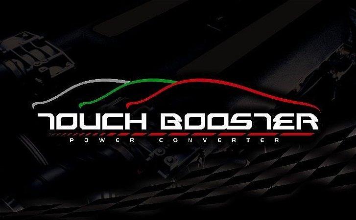 Touch Booster - Resposta imediata para acelerador eletrônico