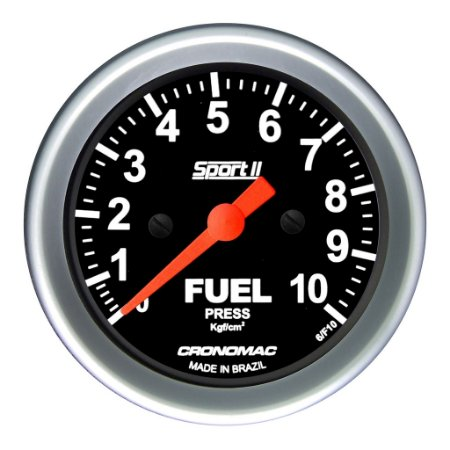 Pressão Combustível 60mm/Mec./0-10kg - Sport II