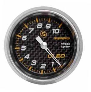 Pressão de Óleo 60mm/Mec./10kg - Carbono