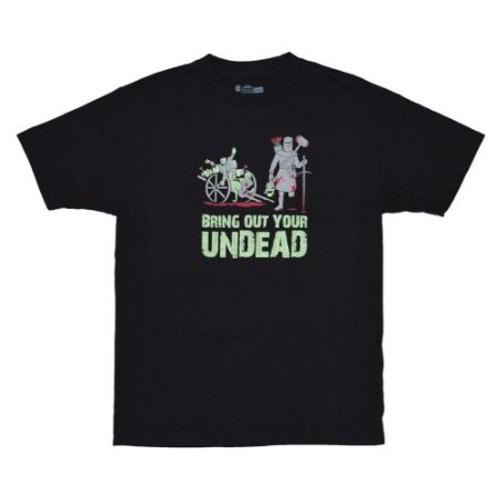 Camiseta - Bring Out Your Undead