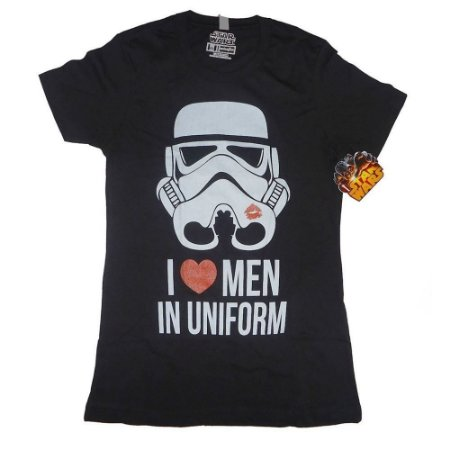Blusa - Men In Uniform