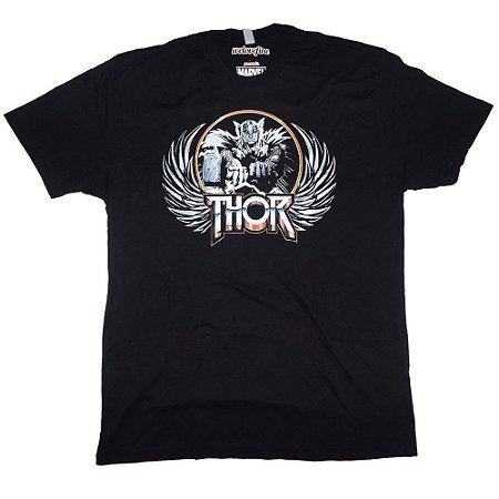 Camiseta - Thor Crest