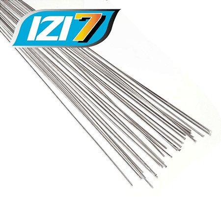 Kit 30 unidades Vareta para Solda Alumínio x Alumínio com Fluxo Izi7 Migrare