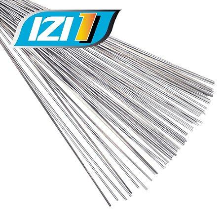 Kit 20 unidades Vareta para Solda Alumínio x Cobre com Fluxo Izi1 Migrare