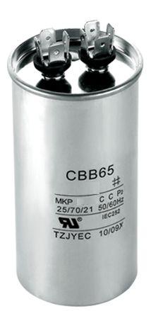 Capacitor de Ar condicionado Split 35 uf
