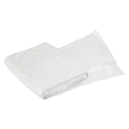 Lote com 40 unidades de Fita Branca PVC para Refrigeração