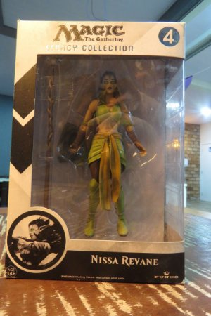 Magic the Gathering: Legacy Collection Nissa Revane