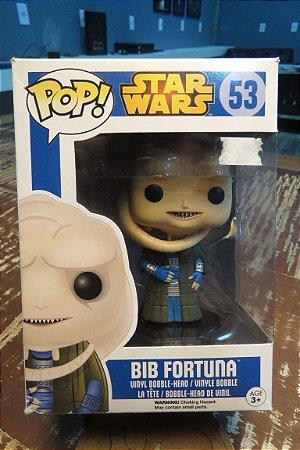Funko Pop! Star Wars: Bib Fortuna