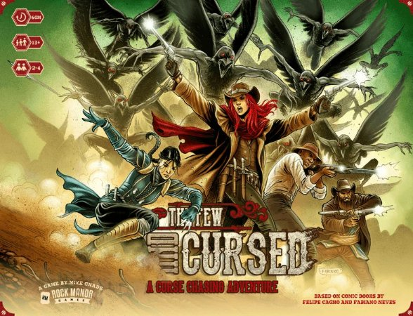 The Few and the Cursed
