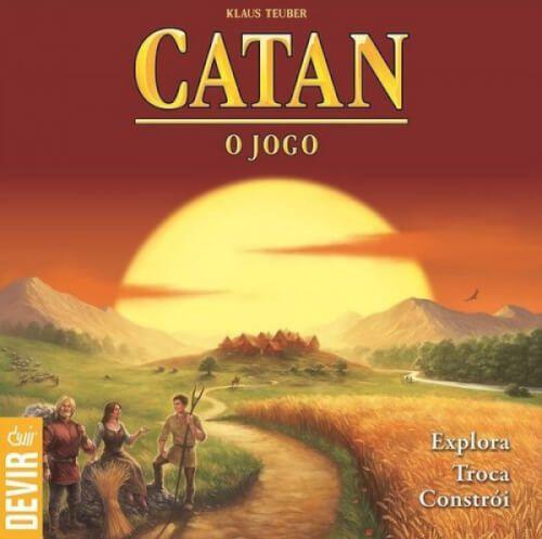 Catan - Expansão para 5-6 Jogadores