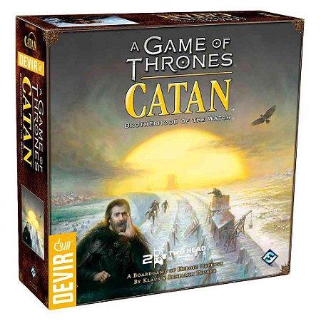 Catan Game of Thrones - Broterhood of the Watch
