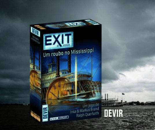 EXIT - Um Roubo no Mississipi