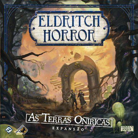 """Eldritch Horror - Expansão """"As terras Oníricas"""""""