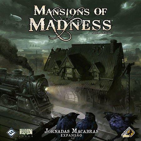 Mansions of Madness: Jornadas Macabras (Expansão)