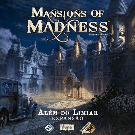 Mansions of Madness: Além do Limiar (Expansão)