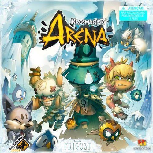 Krosmaster Arena - Expansão Frigost