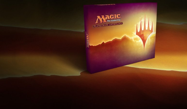 Magic The Gathering - Planechase Anthology