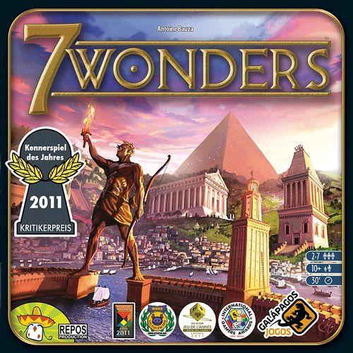 7 Wonders (2ª Edição)