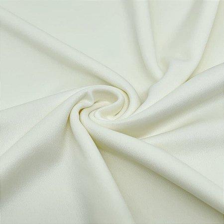 Tecido Malha Helanca Light 1,0 x 1,80 - Marfim