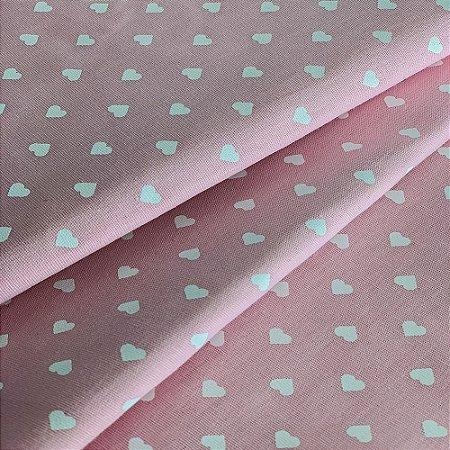 Tecido Tricoline Estampado 1,0 x 1,50