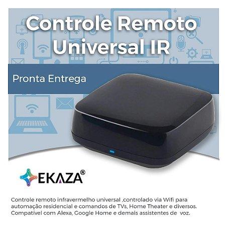 Controle Remoto Universal Infravermelho - HUB IR - Automação Residencial