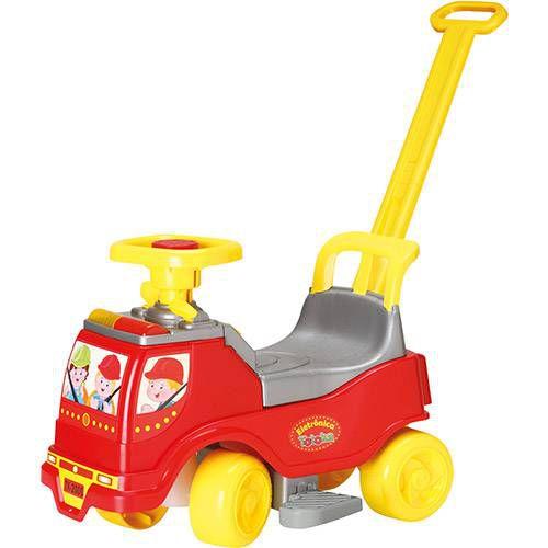 Totoka plus bombeiro Cardoso - Cardoso toys