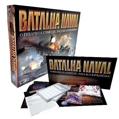 Jogo Batalha Naval - Pais e filhos