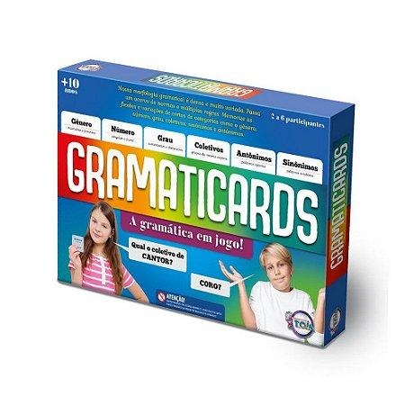 Jogo gramaticards - Toia brinquedos