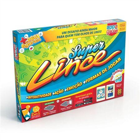 Jogo Super Lince - Grow