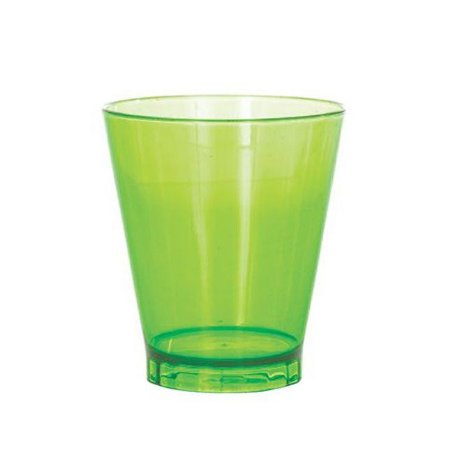 Copo de cristal color 380ml Erca PLast